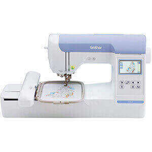 Brother PE800, 5x7 Embroidery Machine