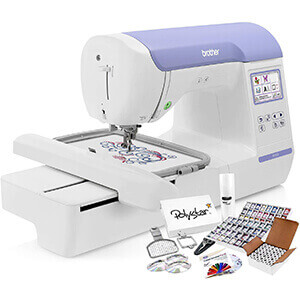 Brother PE800 Embroidery Machine Review