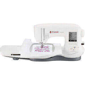 SINGER Legacy SE300 Portable Sewing and Embroidery Machine