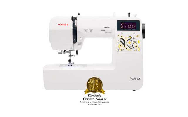 Janome JW8100 Reviews 2020: Why Should You Buy?