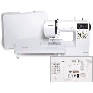 Janome JW8100 Reviews: Know The Basic